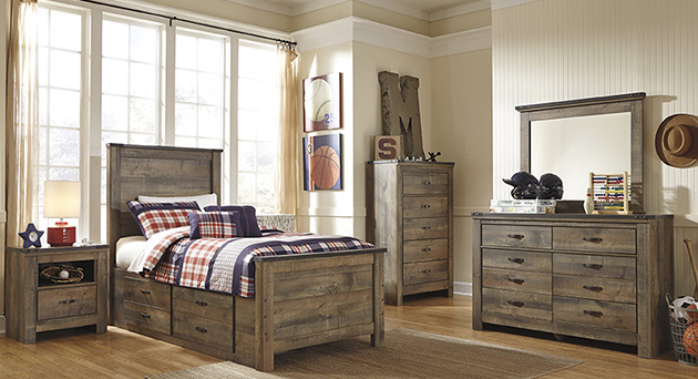 Trinell Youth Bedroom